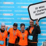 10 miles Charleroi